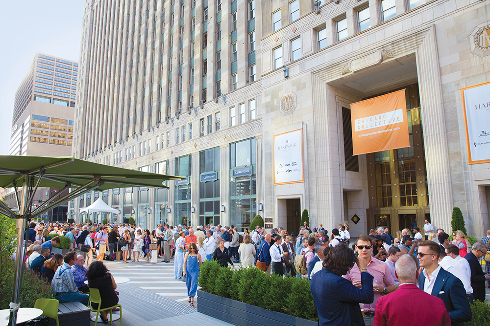 theMART River Park - Chicago Collective event